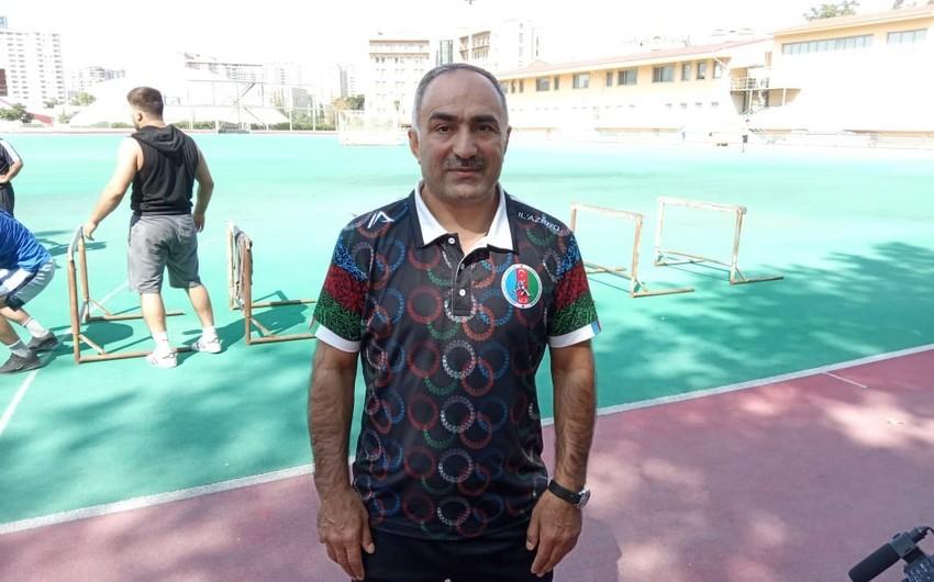 Arif Abdullayev: MDB Oyunlarında neçə medal qazanacağımızı deyə bilmərəm