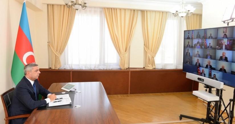 На заседании Координационного штаба был обсужден ряд важных вопросов