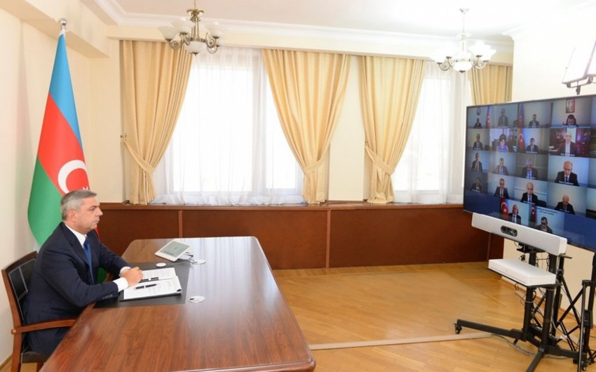 Azerbaijan's Coordination Headquarters discusses several important issues at its meeting