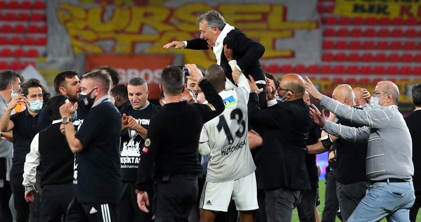 Beşiktaş rəhbərliyinin çempionluq üçün verəcəyi mükafat açıqlandı