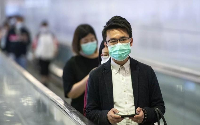 Çində daha 17 nəfərdə koronavirus aşkarlandı