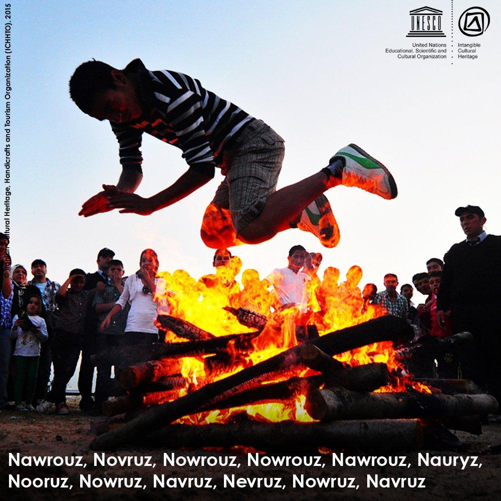 Novruz holiday included in UNESCO's Representative List of Intangible Cultural Heritage of Humanity