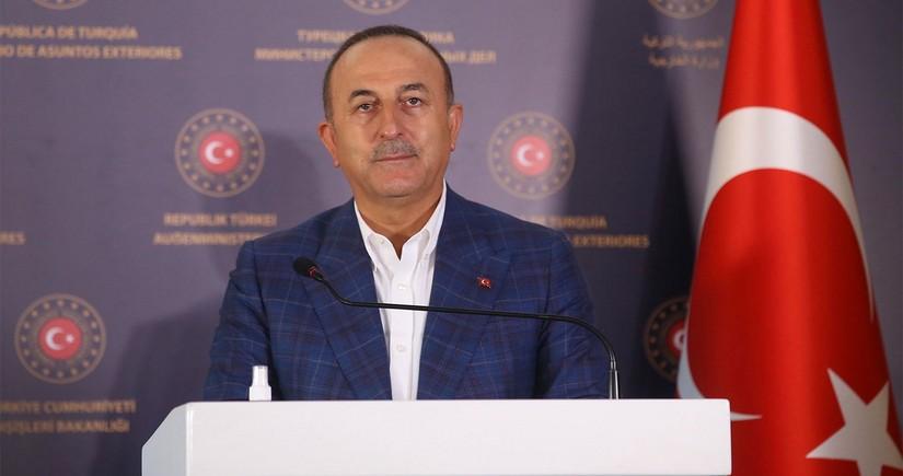 Turkish FM Mevlut Cavusoglu warns Armenia
