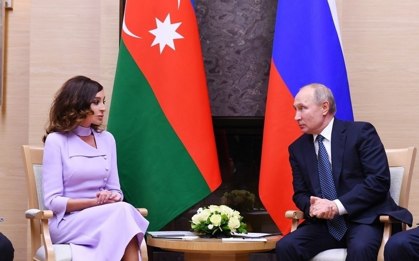 First official visit of first Vice-President Mehriban Aliyeva to Russia is a tribute of respect to common history - COMMENT