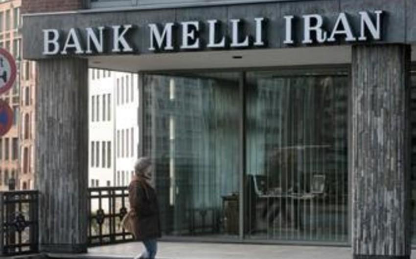 Bank Melli İran bankı Azərbaycandakı fəaliyyətini I rübdə mənfəətlə başa vurub