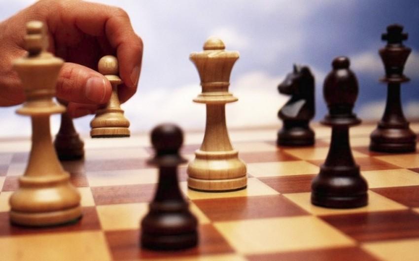 Şahmat üzrə Azərbaycan çempionatında ilk tur başa çatıb