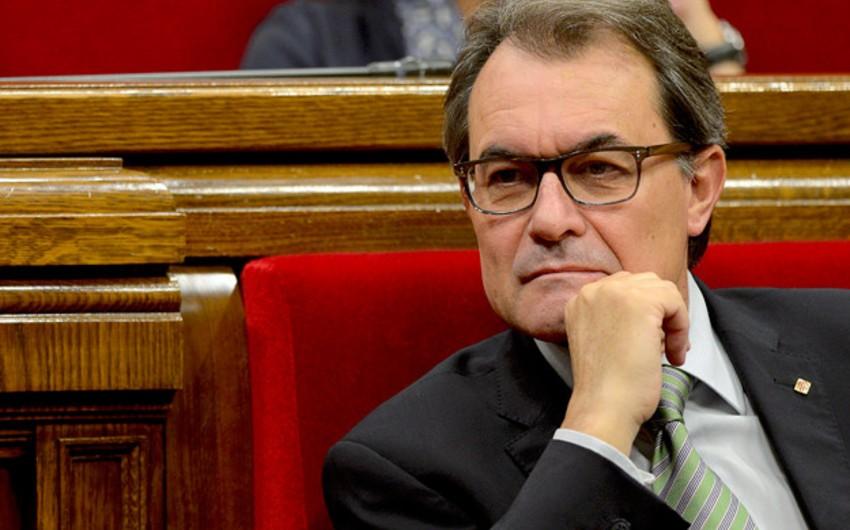 Kataloniya liderinə qarşı cinayət ittihamı irəli sürüləcək