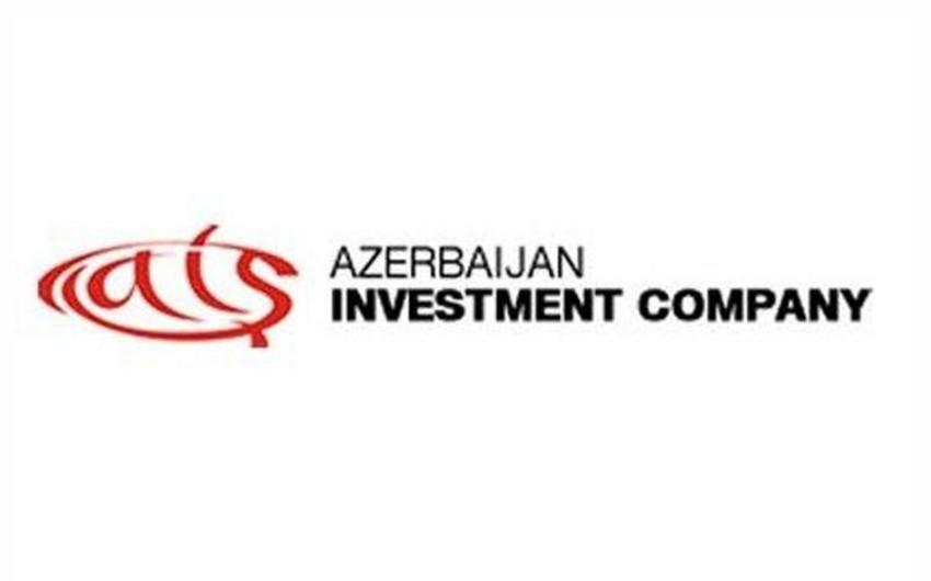 Azərbaycan İnvestisiya Şirkəti ötənilki fəaliyyəti ilə bağlı hesabat verib