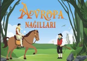 "EU Delegation to Azerbaijan presents ""European Fairy Tales"" project"