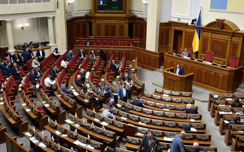 Ukrayna Konstitusiya Məhkəməsi parlamentin buraxılması qərarını qanuni sayıb