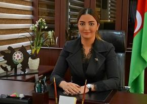 Könül Nurullayeva 2021-ci ildə vətəndaşlarla ilk görüşünü keçirdi