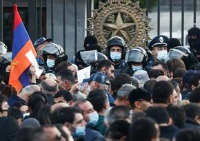 Что творится в Армении?