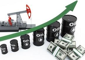 Azerbaijani oil nears $74