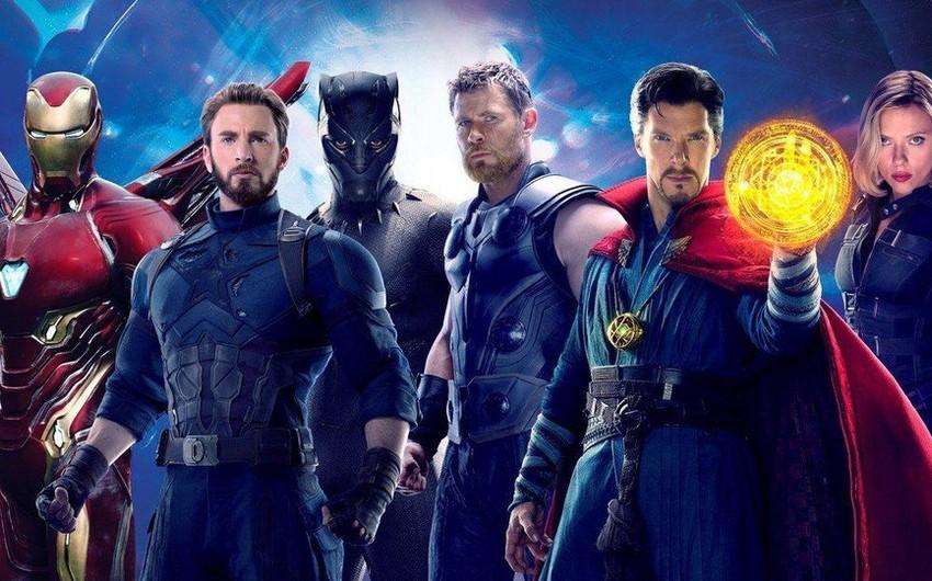 """Avengers: Endgame"" filmi yeni rekorda imza atıb"