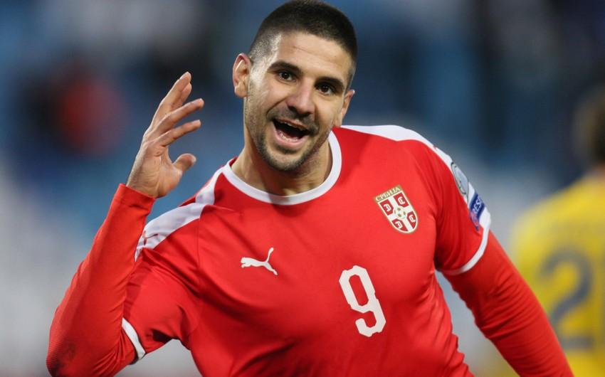 Serbiyalı futbolçu: Azərbaycanla matçdan əvvəl qələbə vacib idi