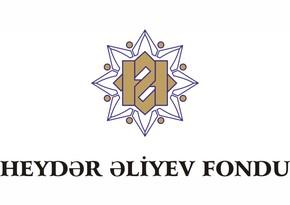 Heydər Əliyev Fondu daha bir şəhid ailəsinə dəstək oldu