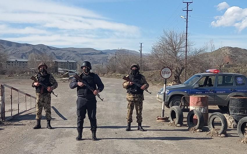 МВД: на освобожденных от оккупации территориях усилены меры безопасности