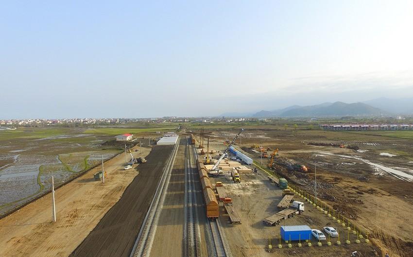 Астаринский терминал осуществил рекордный объем перевалки грузов