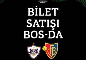 Qarabağ - Bazel matçının biletləri BOS-da da satışa çıxarılıb