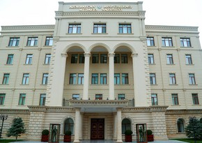 Azerbaijani Defense Ministry: Dashkesan is shelling from Armenia territory