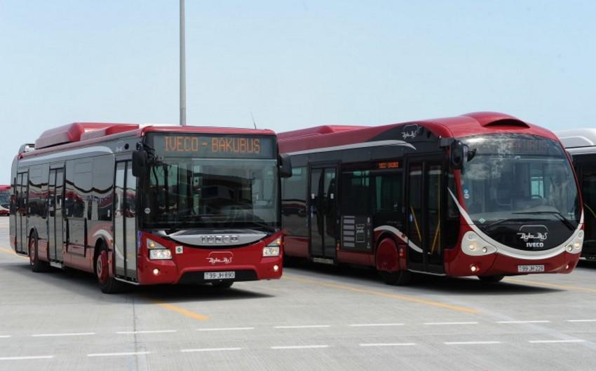 DYP Baku Busın sürücüsünü cərimələyib