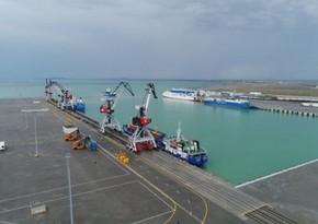 Грузооборот Бакинского порта вырос на 19%