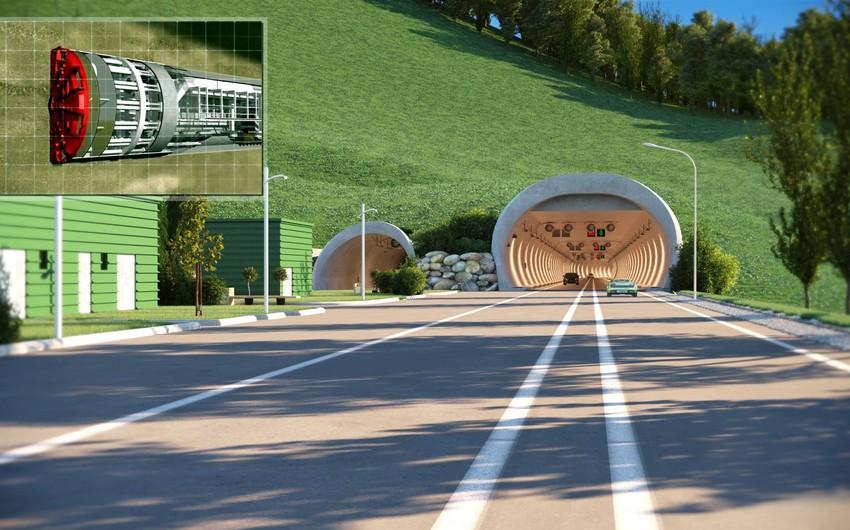 AYİB Gürcüstanda tunel inşasına 60 mln. dollar ayırıb