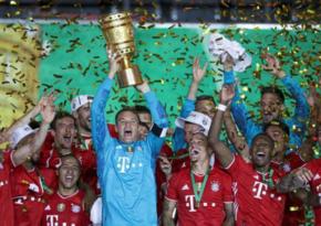 Бавария в 20 раз завоевала Кубок Германии