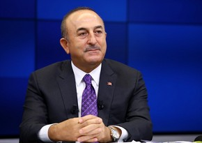 """Çavuşoğlu: """"Nifrəti alovlandırmağı söz azadlığı sanırlar"""""""