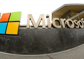 Microsoft's revenue grows by 18%