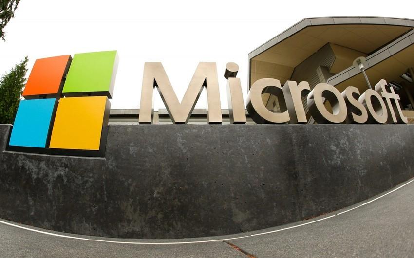 Выручка Microsoft выросла за год на 18%