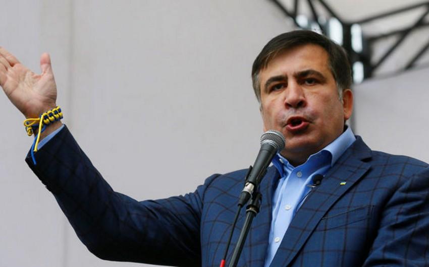 Саакашвили хочет стать мэром Одессы