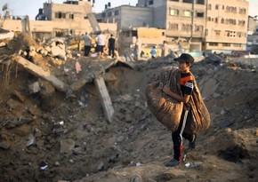 Fələstin: İsrailin atəşi dayandırması kifayət etmir