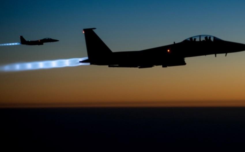 ABŞ ilk dəfə Türkiyə ərazisindən Suriyanı bombalayıb