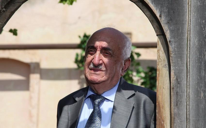 """Azərbaycanın tanınmış akademikinə həsr olunmuş """"Fədakar"""" filmi - VİDEO"""