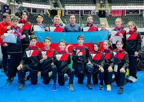 Успех азербайджанских таэквондистов на первенстве континента