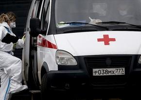 Rusiyada son sutkada koronavirusdan 357 nəfər ölüb
