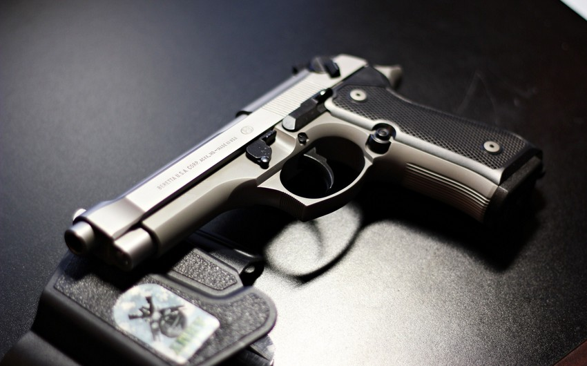 Sumqayıt sakinində silah-sursat aşkarlandı