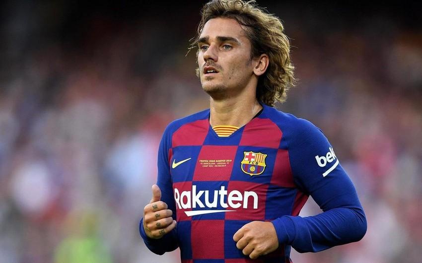 Barselona maliyyə problemləri səbəbindən Qrizmannı satır