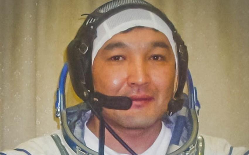 Qazaxıstan vətəndaşı ilk dəfə kosmosa uçacaq