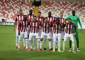 Sivasspor Qarabağ önünə uğurlu statistika ilə çıxacaq