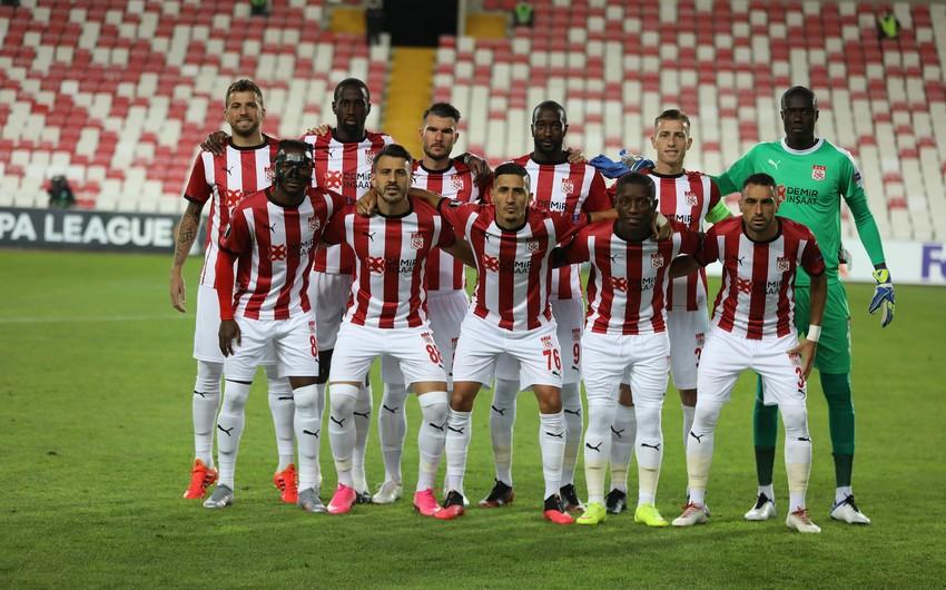 Sivassporun futbolçuları koronavirusa yoluxdu