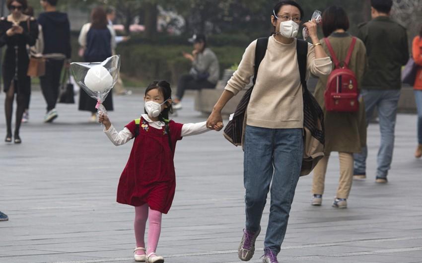 Dünyada 300 milyon uşaq son dərəcə çirklənmiş hava ilə nəfəs alır