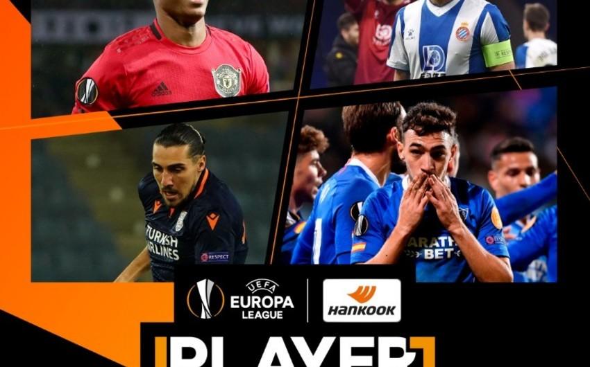 Avropa Liqası: Başakşehirin futbolçusu həftənin ən yaxşısı seçilə bilər