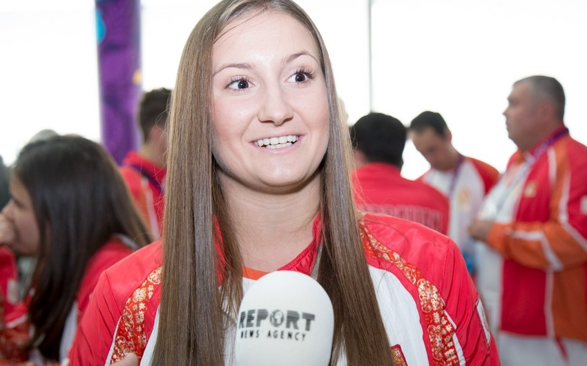 Azərbaycanın daha bir karateçisi Moskvada finala çıxıb