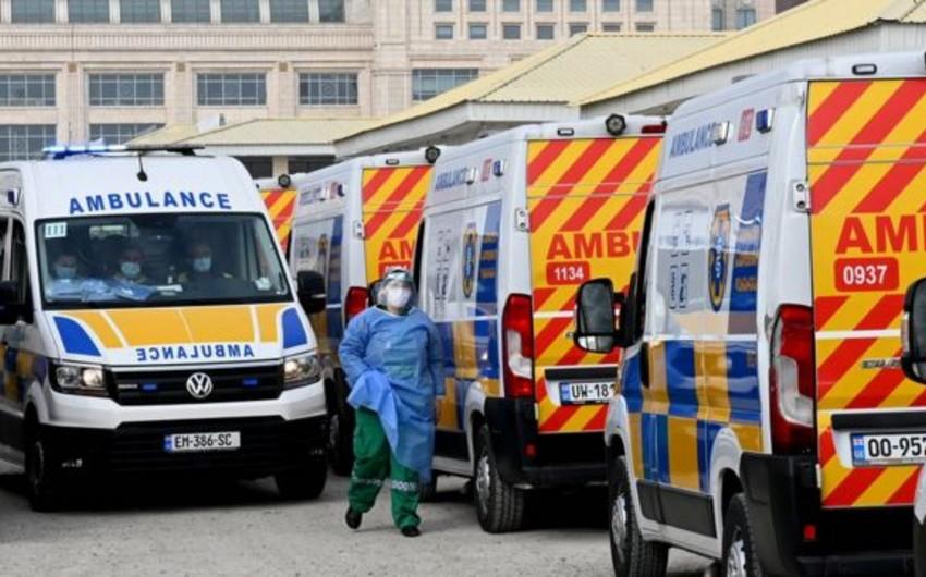 Gürcüstanda yüzlərlə insanda koronavirus aşkarlandı