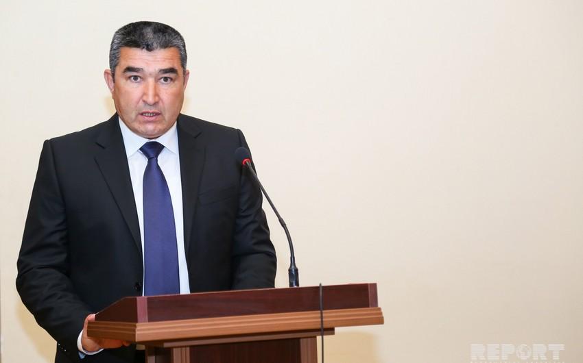 """Etibar Pirverdiyev: """"Mingəçevir su elektrik stansiyasının bu il istifadəyə verilməsi nəzərdə tutulur"""""""
