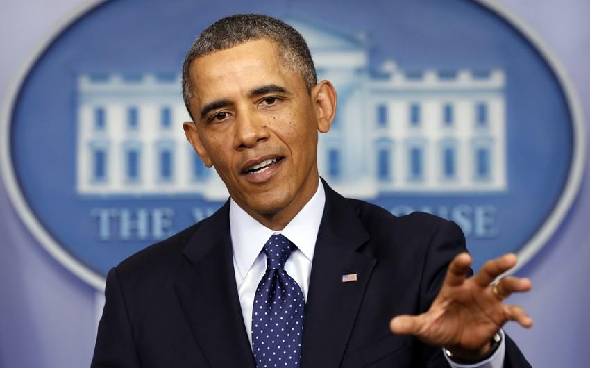 Obama: İrana qarşı yeni sanksiyalar ABŞ-ın beynəlxalq təcridinə səbəb ola bilər