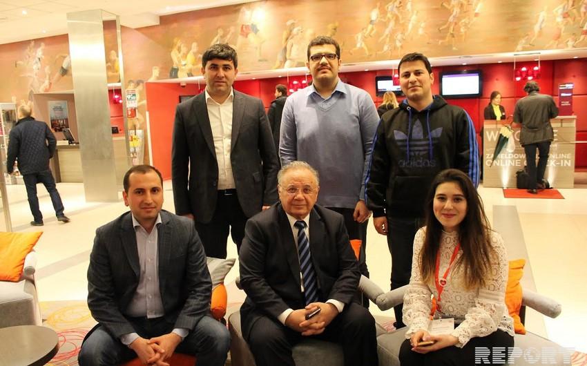 Azərbaycan gəncləri Polşada keçirilən seminarda iştirak ediblər