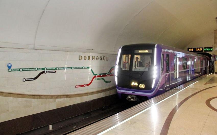 Baku Metro to buy 6 new trains